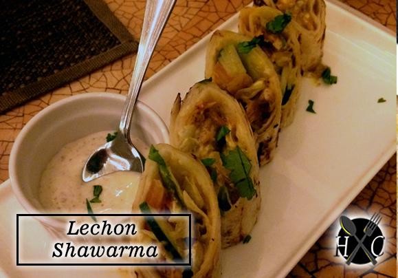 Lechon Shawarma