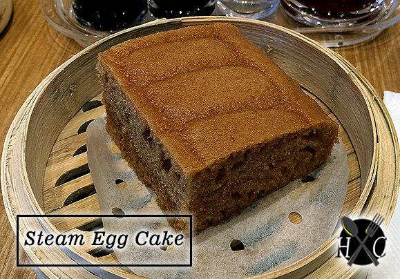 Steam Egg Cake