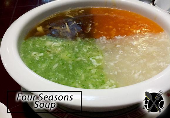 Four Seasons Soup - New White Gold House Cebu