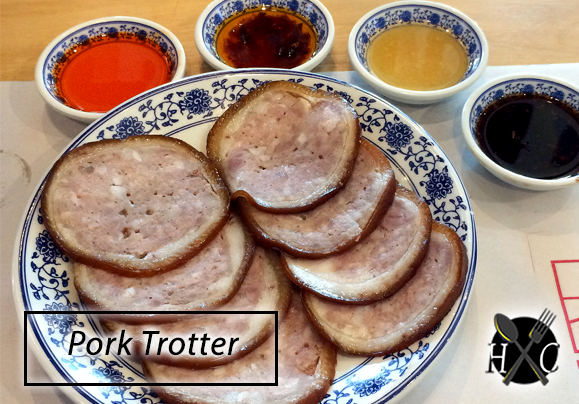 Pork Trotter - Ding How