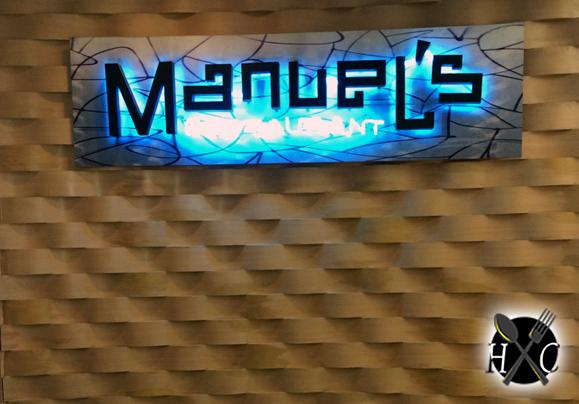 Image of Manuel's Restaurant Signage