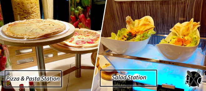 Image of Manuel's Restaurant Pizza and Salad Station