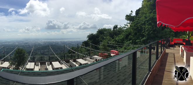 Top of Cebu Restaurant Ambiance
